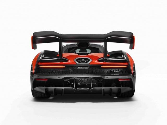McLaren Senna - Xe đua đường phố công suất 789 mã lực - 11