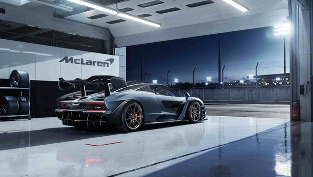 McLaren Senna - Xe đua đường phố công suất 789 mã lực - 17