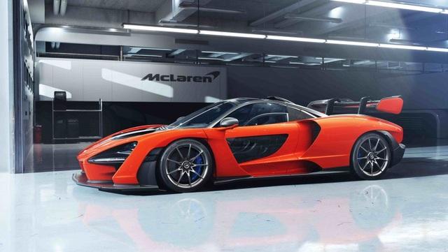 McLaren Senna - Xe đua đường phố công suất 789 mã lực - 16