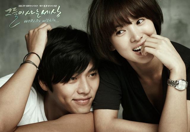 8 chặng đường tình của Song Hye Kyo trên màn ảnh - 7