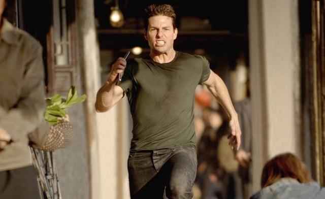 """Tom Cruise """"chạy việt dã"""" không nghỉ suốt sự nghiệp như thế nào? - 2"""