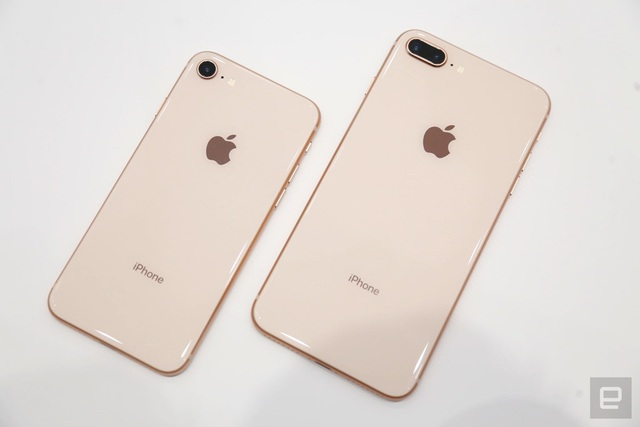 iPhone 8 và 8 Plus