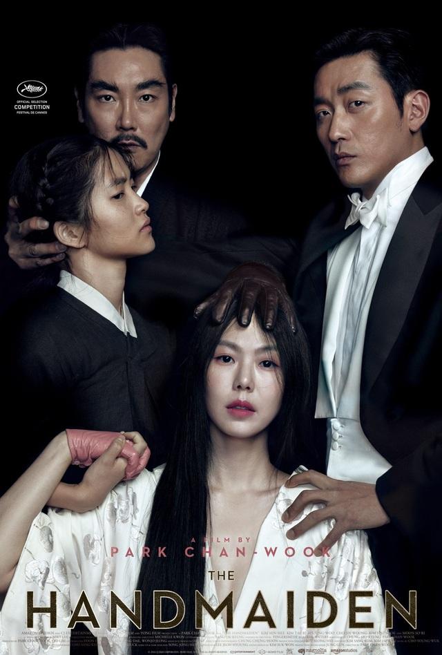 """Phim """"Người hầu gái"""" là một hiện tượng của điện ảnh Hàn trong năm qua."""