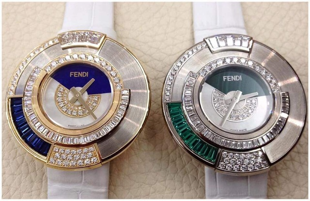 Ngoài những phiên bản thông thường, Fendi còn cho ra đời phiên bản Policromia Limited Edition rất ít người có cơ hội chiêm ngưỡng tận mắt, chỉ 1 chiếc duy nhất trên toàn thế giới với giá trị lên tới 2.7 tỉ đồng.