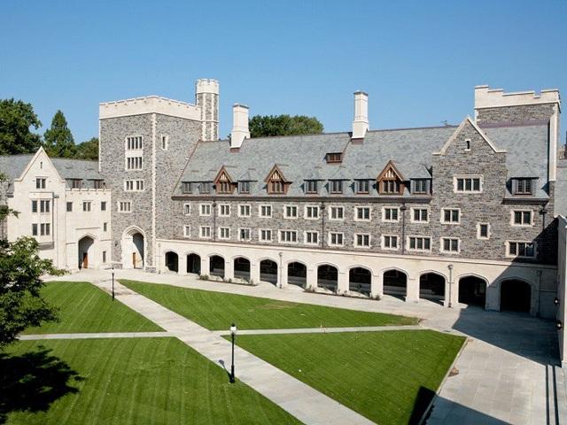 13 trường Đại học có khuôn viên đẹp nhất nước Mỹ - 9