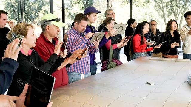 Trụ sở Apple Park chính thức mở cửa cho khách tới tham quan - 5