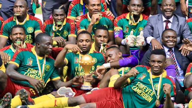 Cameroon lần thứ năm vô địch CAN 2017
