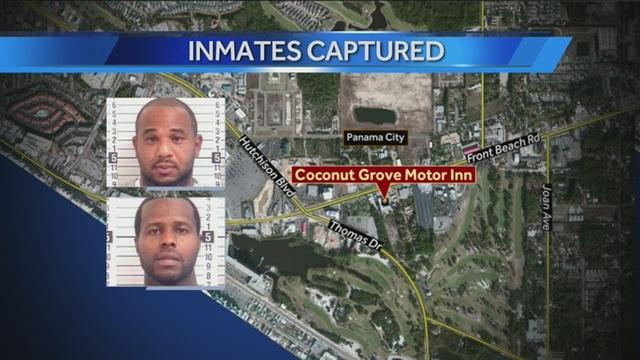 Giới chức bang Florida xác nhận rằng Jenkins và Walker là hai trong số 18 tù nhân trong bang đang lẩn tránh lệnh truy nã của cảnh sát.