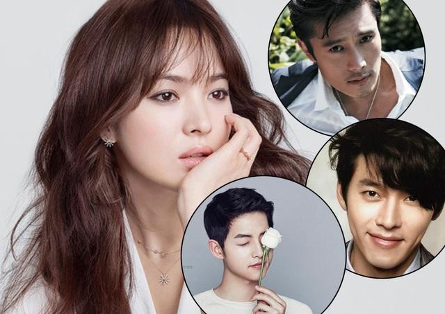 8 chặng đường tình của Song Hye Kyo trên màn ảnh - 1