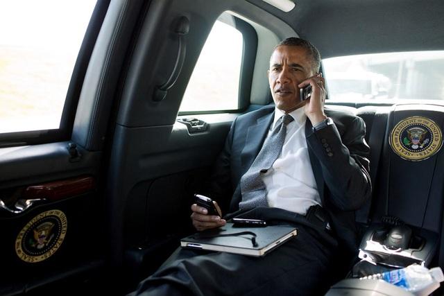 Ông Obama từng mệnh danh là vị Tổng thống của Công nghệ.