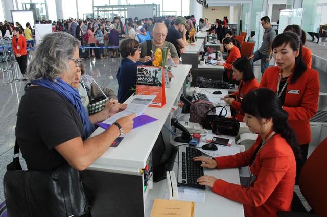 Hãng hàng không Jetstar Pacific vừa chính thức khai trương 2 đường bay quốc tế mới giữa Hà Nội – Quảng Châu và Tp.Hồ Chí Minh – Quảng Châu (Trung Quốc).