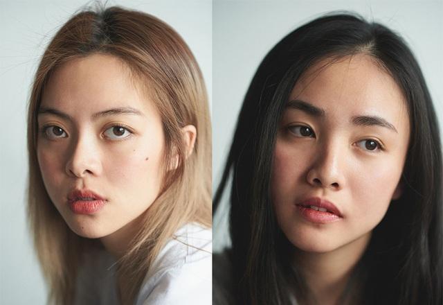 Vẻ đẹp mộc của con gái Việt.