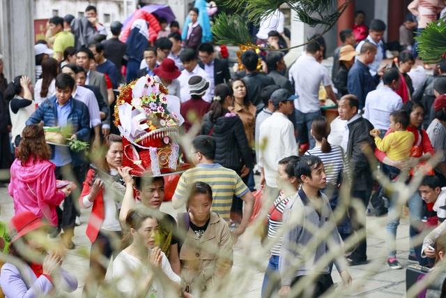 Tây Thiên đón hơn 40 vạn lượt khách chiêm bái đầu Xuân Đinh Dậu - 4