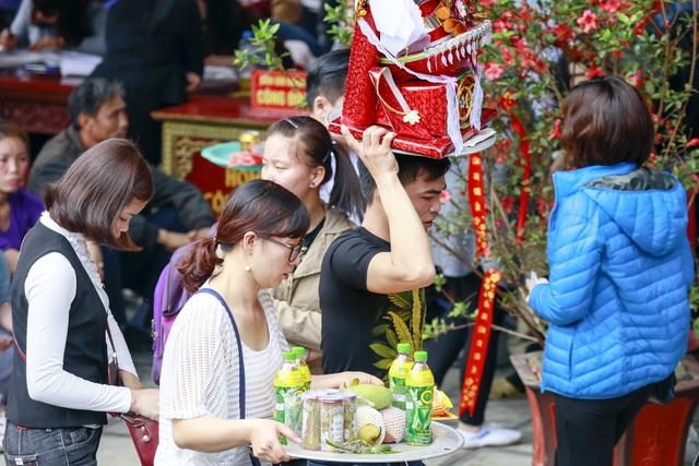 Tây Thiên đón hơn 40 vạn lượt khách chiêm bái đầu Xuân Đinh Dậu - 3
