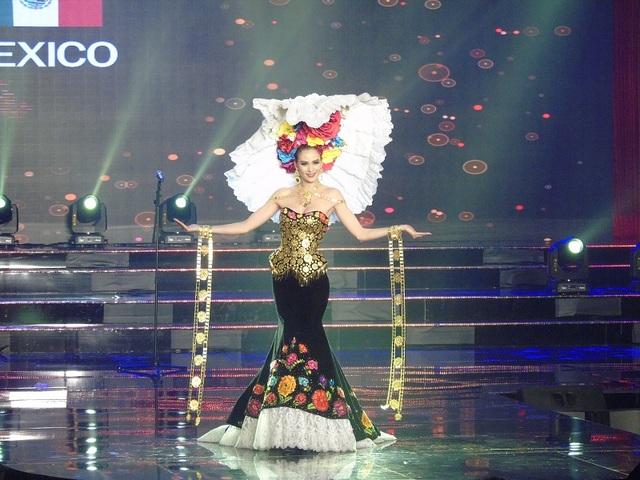 Người đẹp Mexico