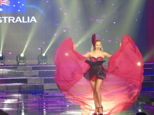 Người đẹp đến từ Australia