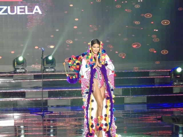 Người đẹp của Xứ sở hoa hậu Venezuela