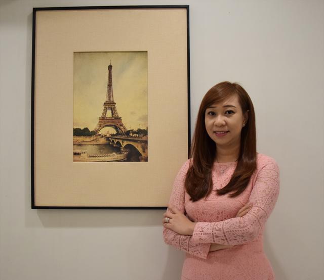 Bà Phạm Thị Minh Hiếu, Phó tổng Giám đốc TNR