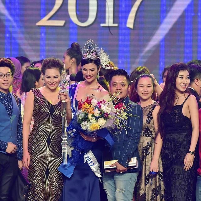 Hoa hậu Thanh Vân khen tân Hoa hậu Asean ứng xử xuất sắc - 3