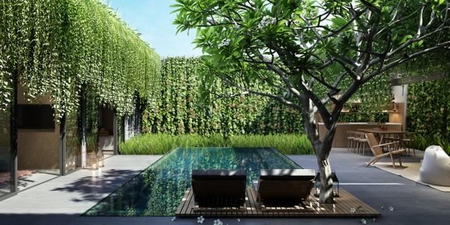 Chuộng xu hướng nghỉ dưỡng theo phong cách Private Villa, nhà đầu tư dự đoán mức thuê tại Wyndham Garden vượt mức 250 USD/đêm, khả năng sinh lợi đạt 13%/năm, hoàn vốn 7 năm là điều dễ thấy