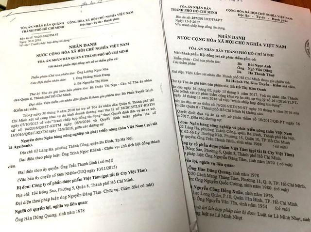 Bản án sơ thẩm và phúc thẩm của TAND Q.8 và TAND TP.HCM bị Viện KSND Cấp cao tại TP.HCM tuýt còi vì vi phạm thủ tục tố tụng và thu thập chứng cứ thiếu sót.