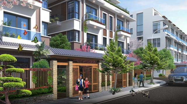 MINORI VILLAGE – Sự giao thoa giữa kiến trúc Nhật Bản và văn hóa Hà Nội - 2