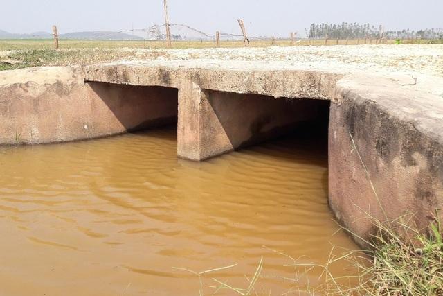 Những sai phạm trong công tác xây dựng như cầu cống nội đồng có nhiều bất cập nhưng xã chưa giải trình được ...
