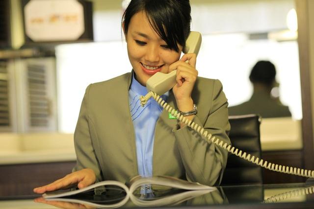 SV Học viện SDH tham gia chương trình thực tập hưởng lương ngành khách sạn du lịch