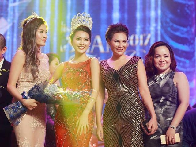 Hoa hậu Thanh Vân khen tân Hoa hậu Asean ứng xử xuất sắc - 1
