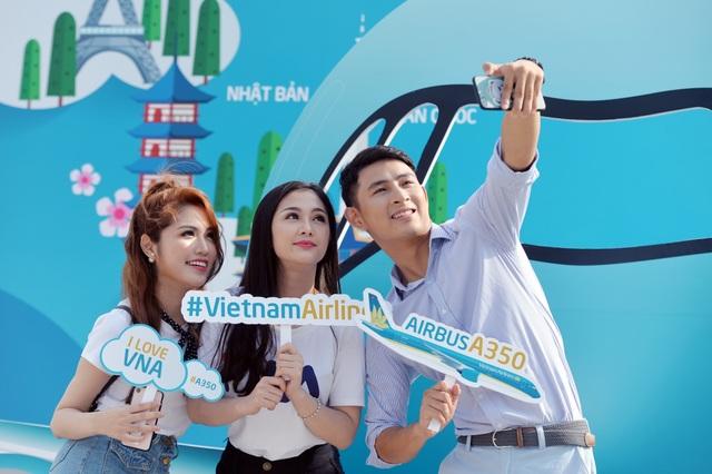 Máy bay hiện đại nhất thế giới chở 2,2 triệu khách đi/đến Việt Nam - 7