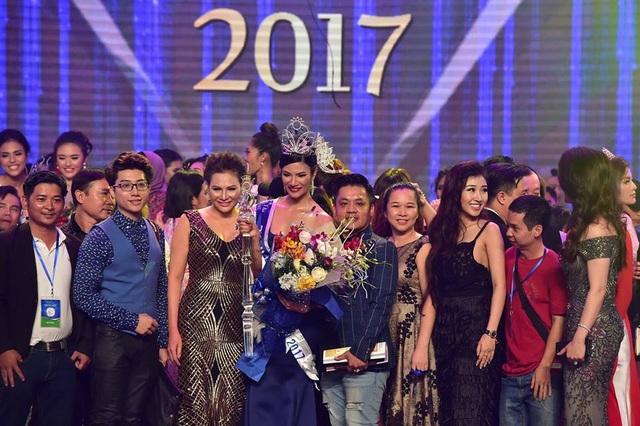 Hoa hậu Thanh Vân khen tân Hoa hậu Asean ứng xử xuất sắc - 2