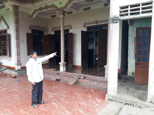 Được cấp đất yên ổn sau hơn 20 năm tự dưng ông Nguyễn Đình Hiệu bị gia đình ông Bùi Văn Tư kiện lấy đất.