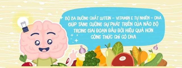 Không chỉ DHA, những dưỡng chất này cũng rất quan trọng với bộ não - 1