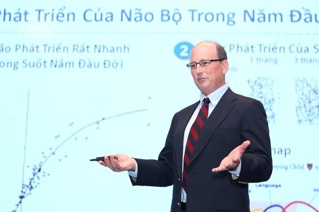 Tiến sĩ Matthew J Kuchan, nhà khoa học nghiên cứu cấp cao, Trưởng bộ phận Nền tảng nhận thức toàn cầu tại Abbott và Trung tâm Nghiên cứu Dinh dưỡng, Học hỏi và Trí nhớ