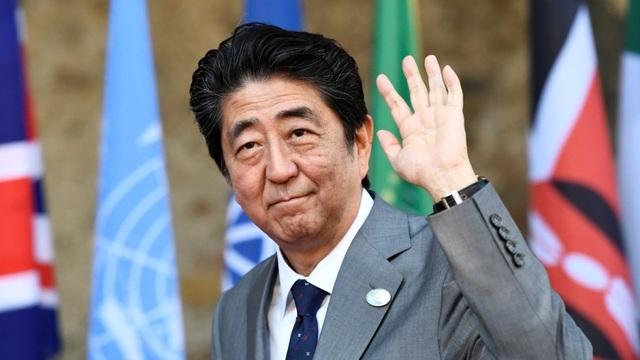 Thủ tướng Nhật Bản Shinzo Abe (Ảnh: Reuters)