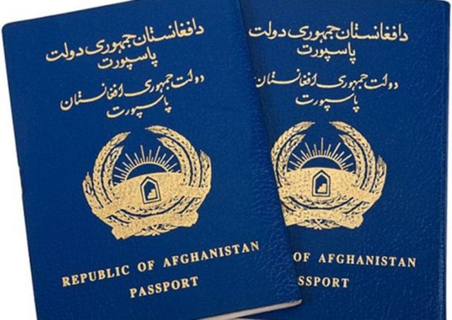 Hộ chiếu Afghanistan ít quyền lực nhất thế giới