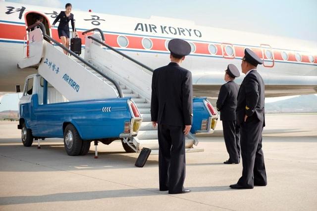 Cận cảnh hãng hàng không 1 sao của Triều Tiên - 2