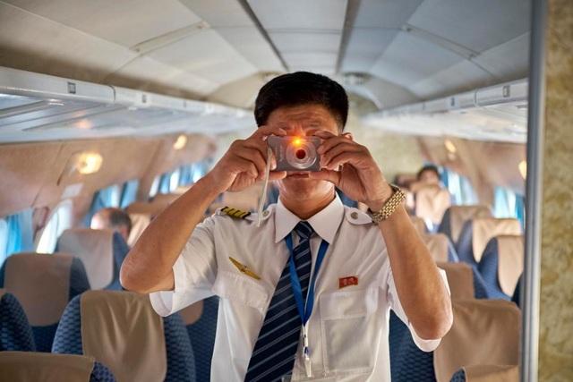 Cận cảnh hãng hàng không 1 sao của Triều Tiên - 7