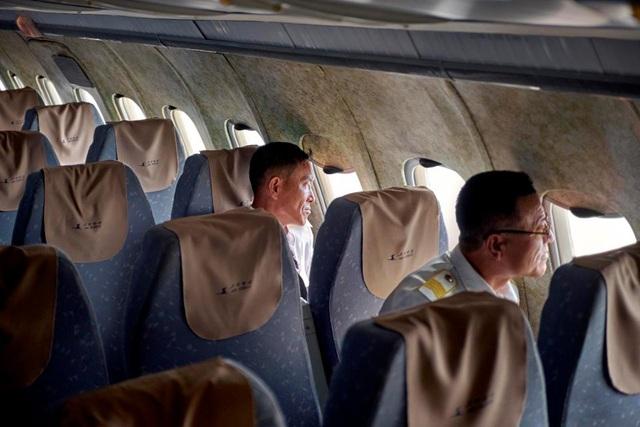 Cận cảnh hãng hàng không 1 sao của Triều Tiên - 4