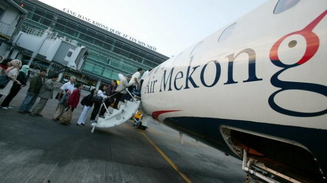Air Mekong và Indochina Airlines dù ngừng bay, bị cấm bay vẫn đang nợ món tiền đối với Tổng công ty Quản lý bay Việt Nam