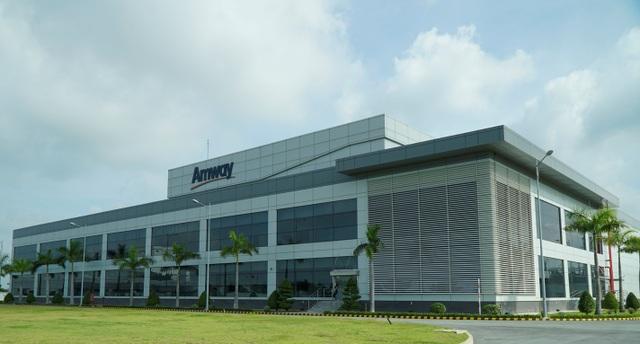 Amway được thành lập từ năm 1959, có mặt tại hơn 100 quốc gia và vùng lãnh thổ với hơn 20.000 nhân viên trên khắp thế giới