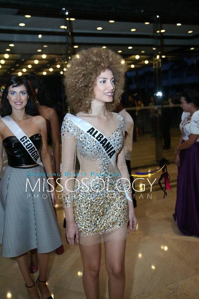 Hoa hậu Albania
