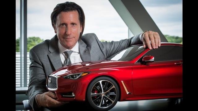Giám đốc thiết kế của Infiniti về cầm quân Nissan - 2