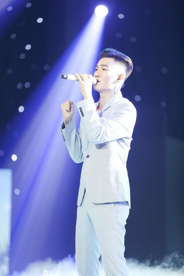 Ali Hoàng Dương lấy nước mắt của khán giả khi song ca cùng Thu Minh.