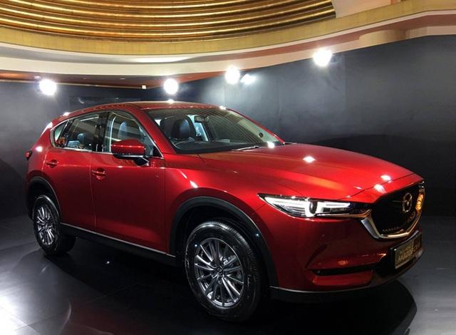 Mazda CX-5 thế hệ mới ra mắt - 6