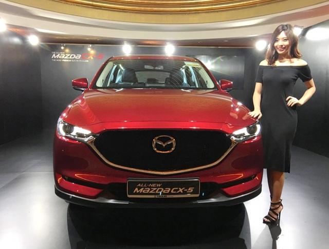 Mazda CX-5 thế hệ mới ra mắt - 5