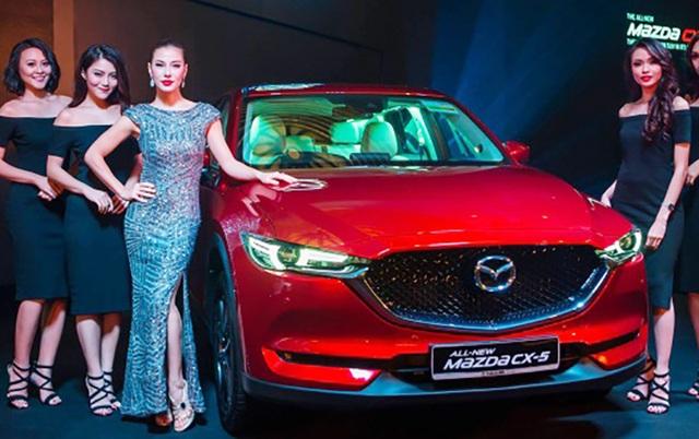 Mazda CX-5 thế hệ mới ra mắt - 1