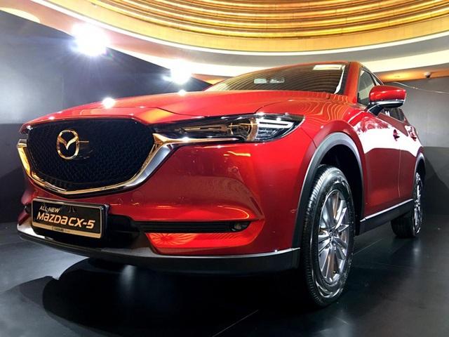 Mazda CX-5 thế hệ mới ra mắt - 7
