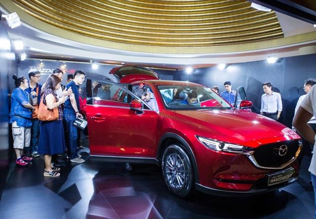 Mazda CX-5 thế hệ mới ra mắt - 3