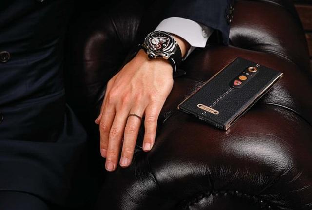 Smartphone thương hiệu Lamborghini đắt gấp 3 lần iPhone - 8
